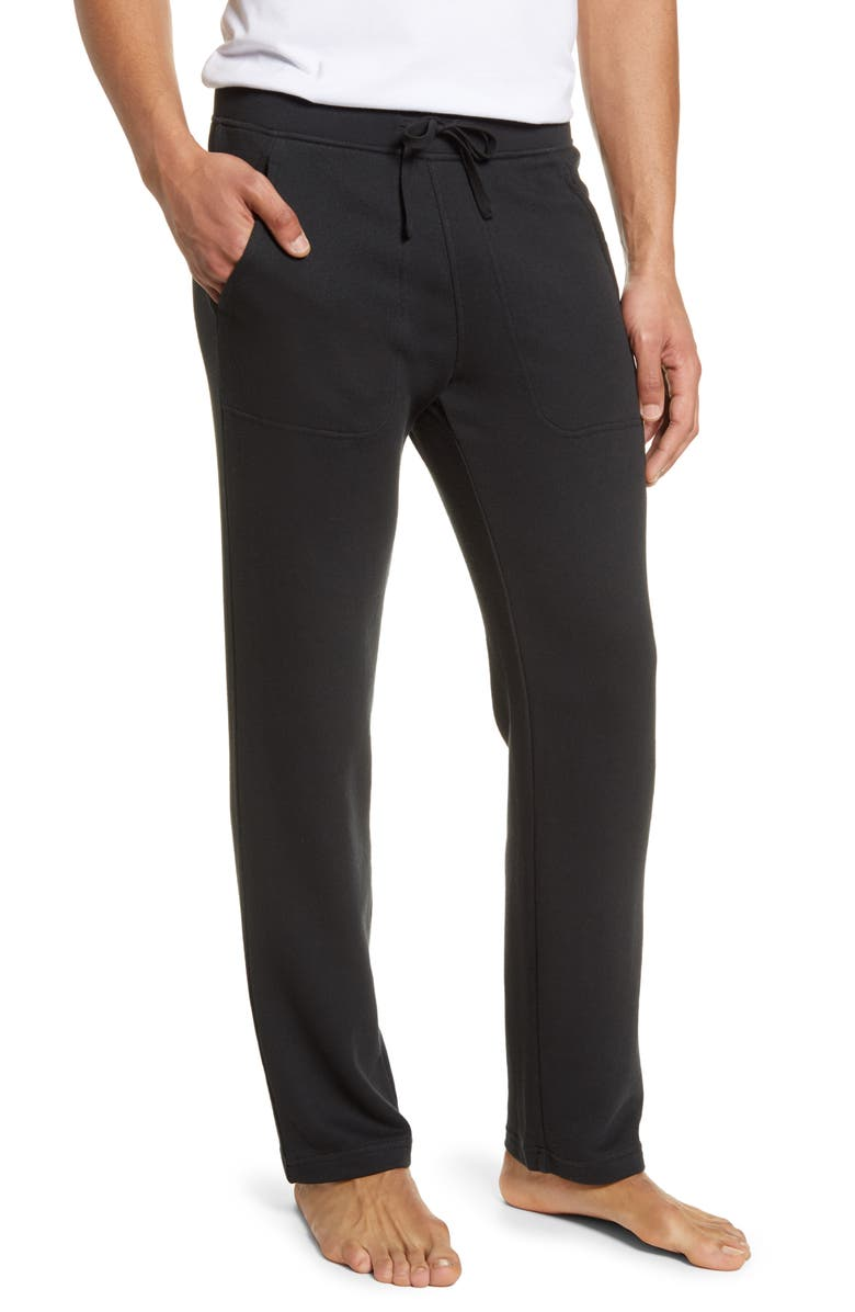 UGG<SUP>®</SUP> Gifford French Terry Lounge Pants, Main, color, 001