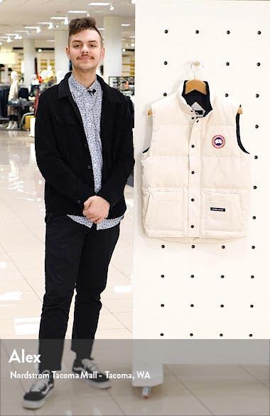 PBI Freestyle Trim Fit Down Vest, sales video thumbnail