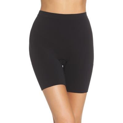 Plus Size Spanx Power Shorts, Black