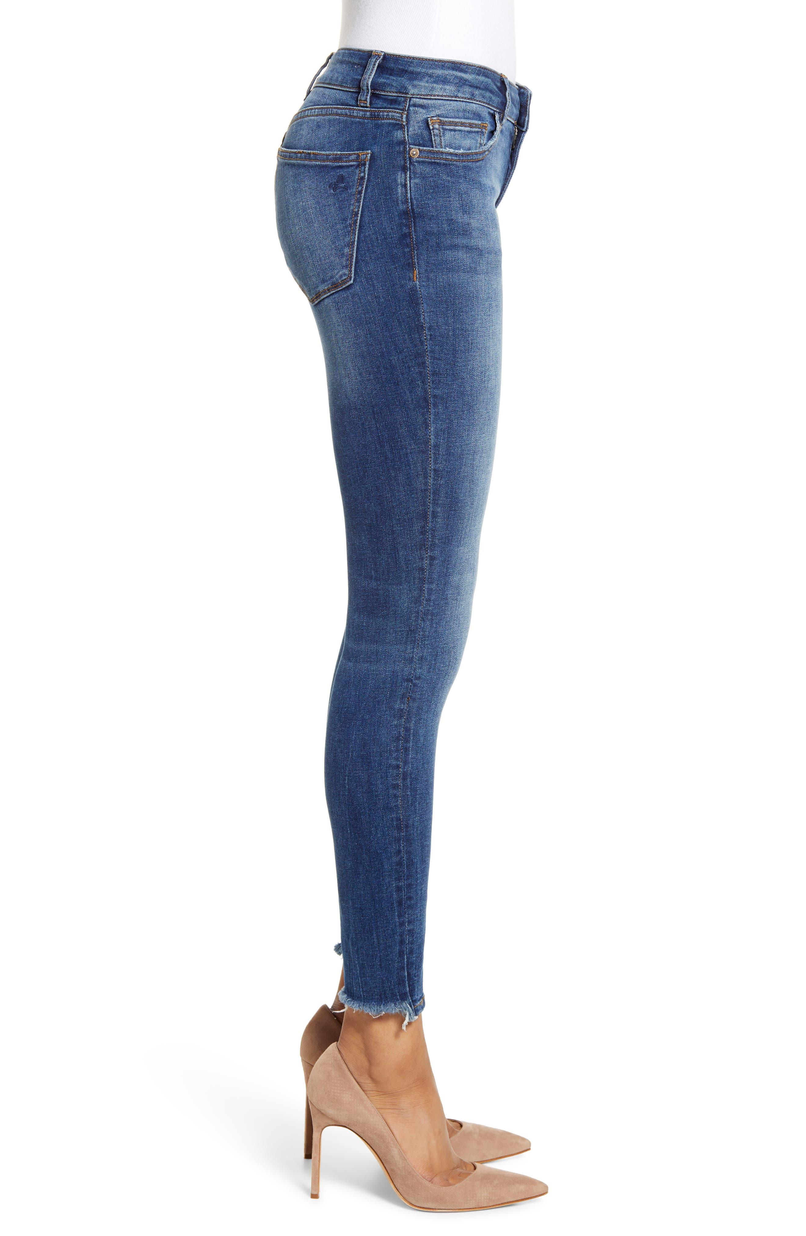 ,                             Emma Skinny Jeans,                             Alternate thumbnail 4, color,                             MARCOS