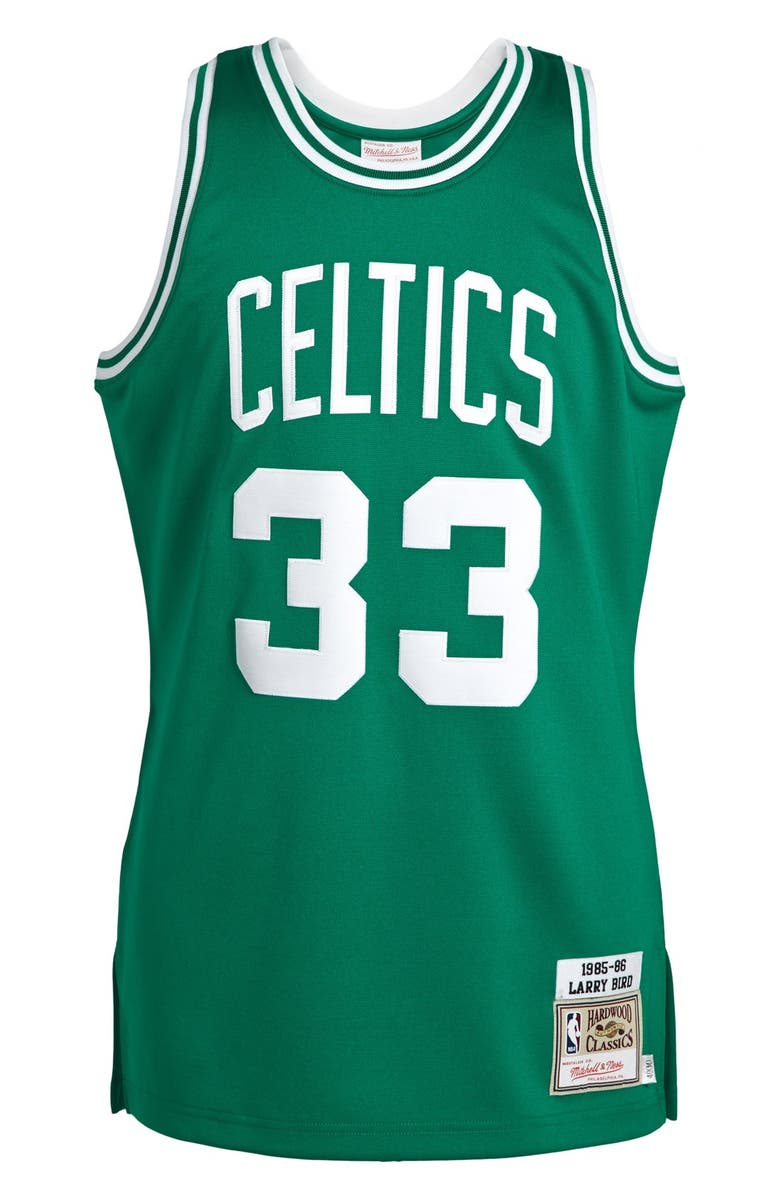 best sneakers 3309c dfb96 'Boston Celtics 1985-1986 - Larry Bird Authentic' Basketball Jersey