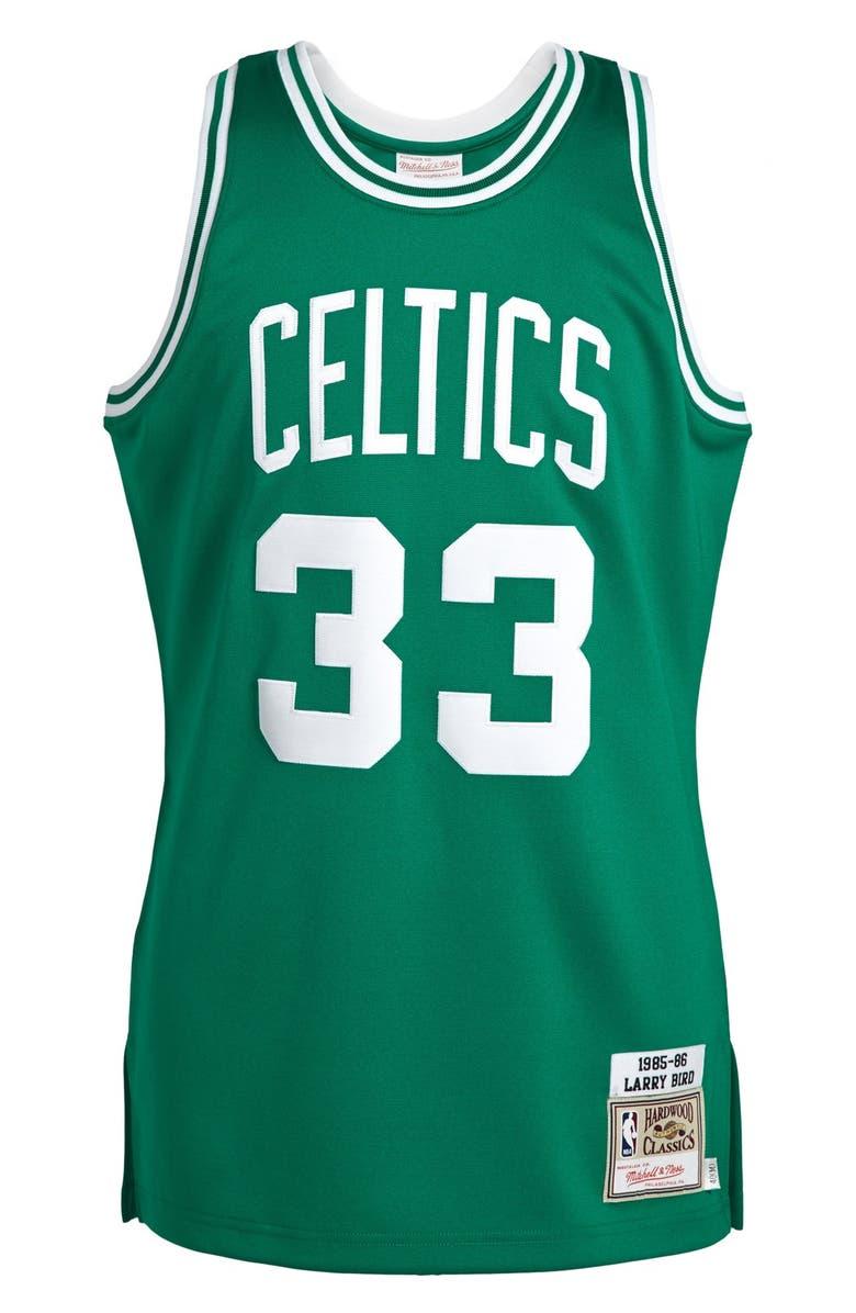 best sneakers cceee e8a17 'Boston Celtics 1985-1986 - Larry Bird Authentic' Basketball Jersey