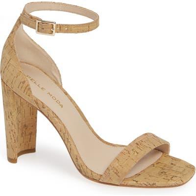 Pelle Moda Gabi Ii Sandal, Beige