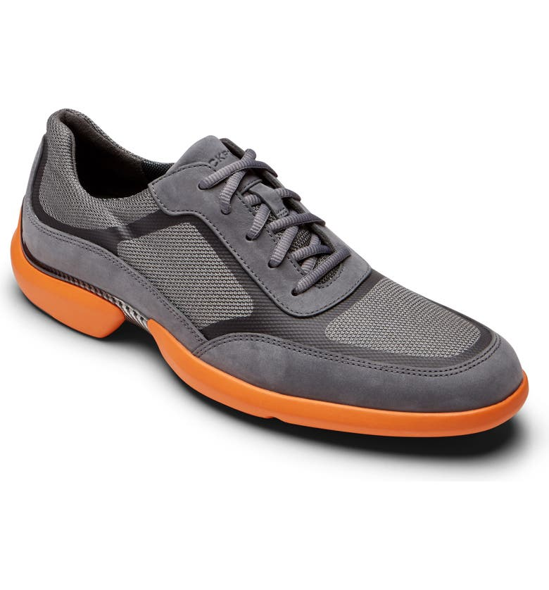 ROCKPORT Total Motion Advance Sport Sneaker, Main, color, STEEL GREY
