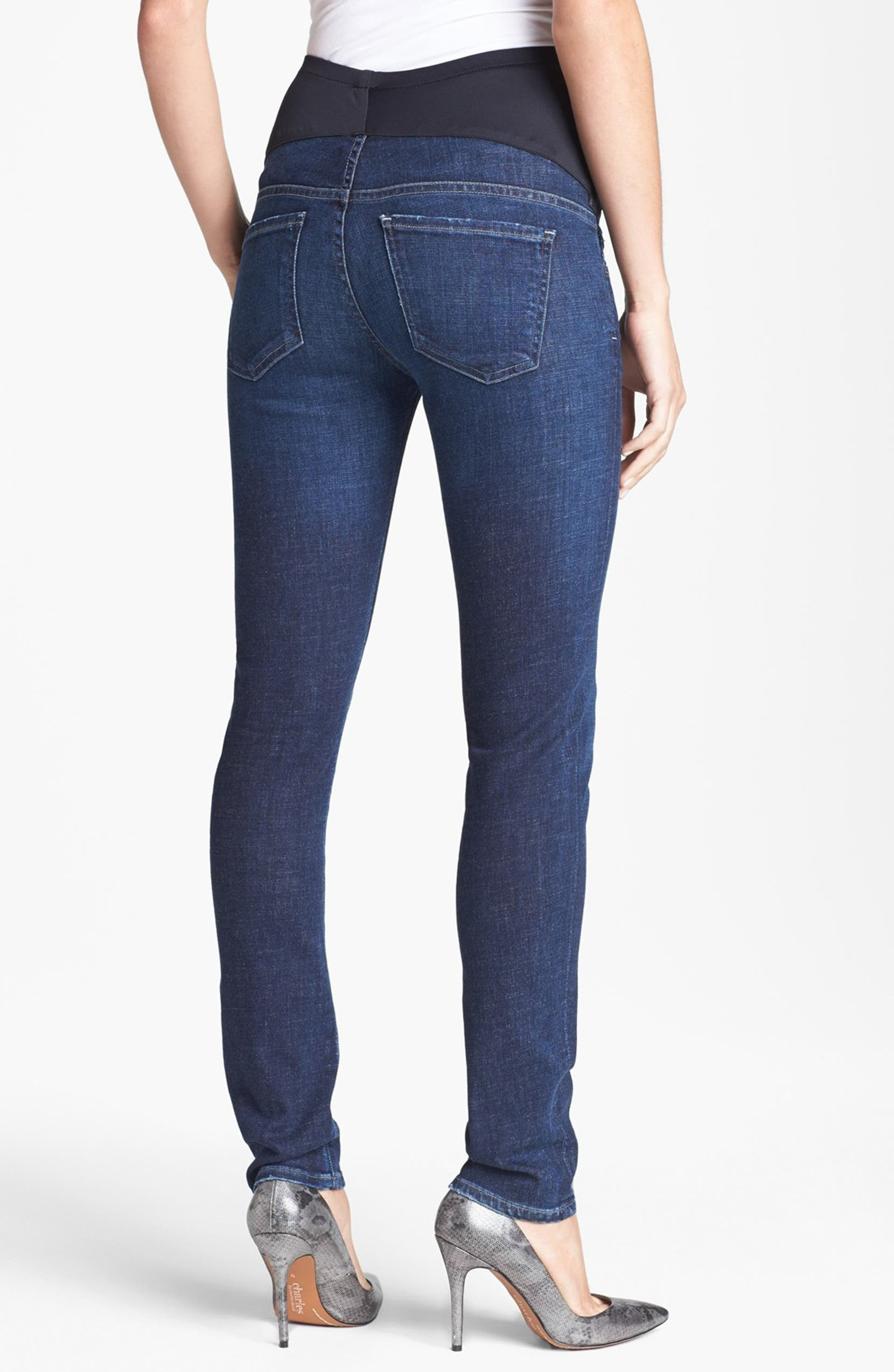ab51182bc62e7 Citizens of Humanity 'Racer' Maternity Skinny Jeans (Solstice) | Nordstrom