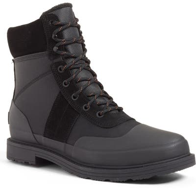 Hunter Original Insulated Commando Boot, Black