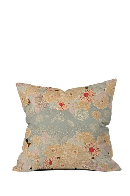 Image of Deny Designs Iveta Abolina Creme De La Creme Square Throw Pillow