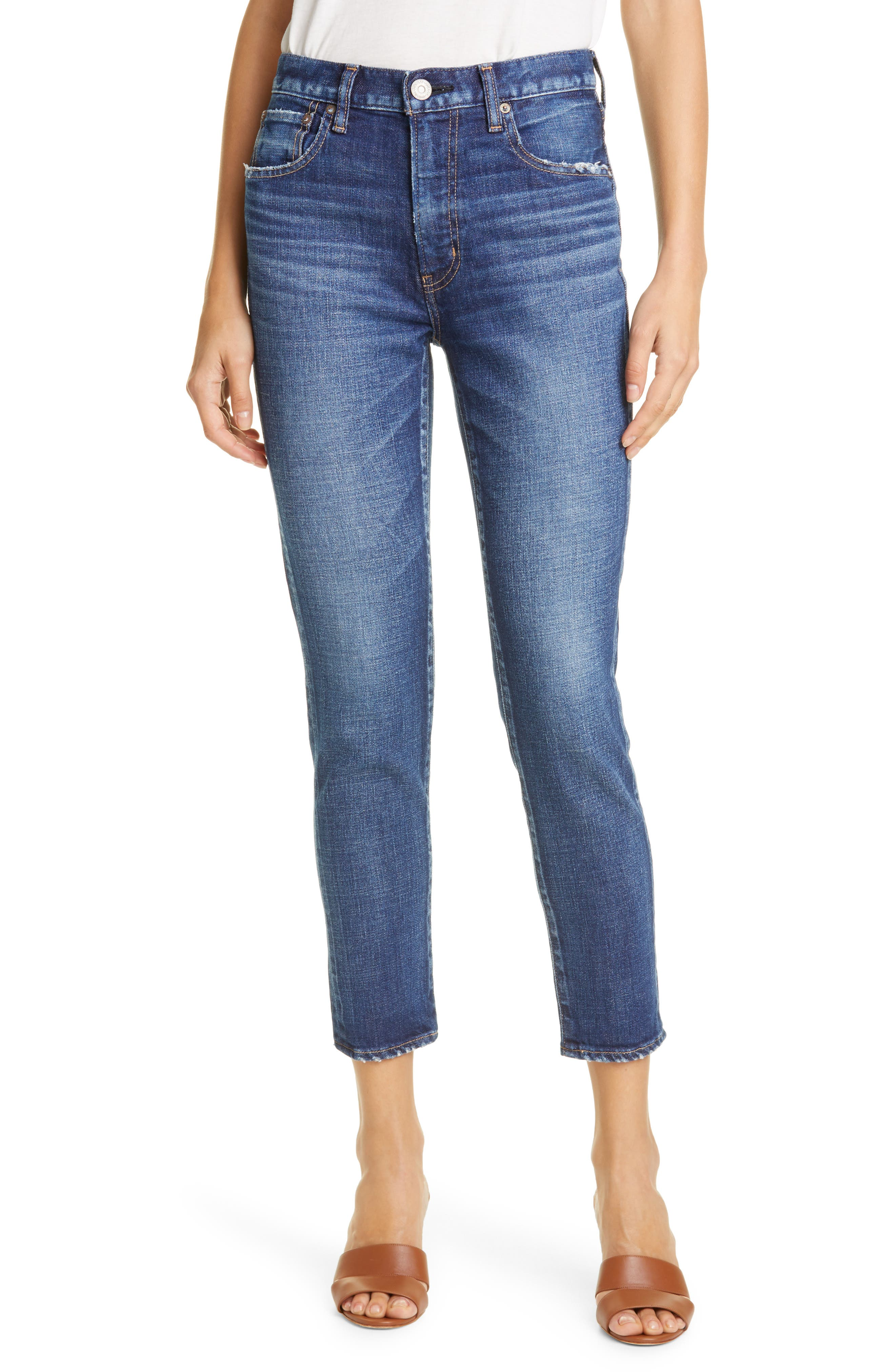 Cameron Ankle Skinny Jeans