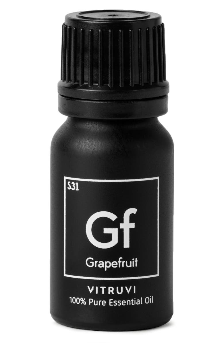 VITRUVI Grapefruit Essential Oil, Main, color, NONE