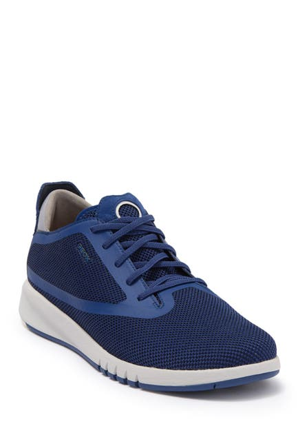 Image of GEOX Aerantis 7 Lace-Up Sneaker
