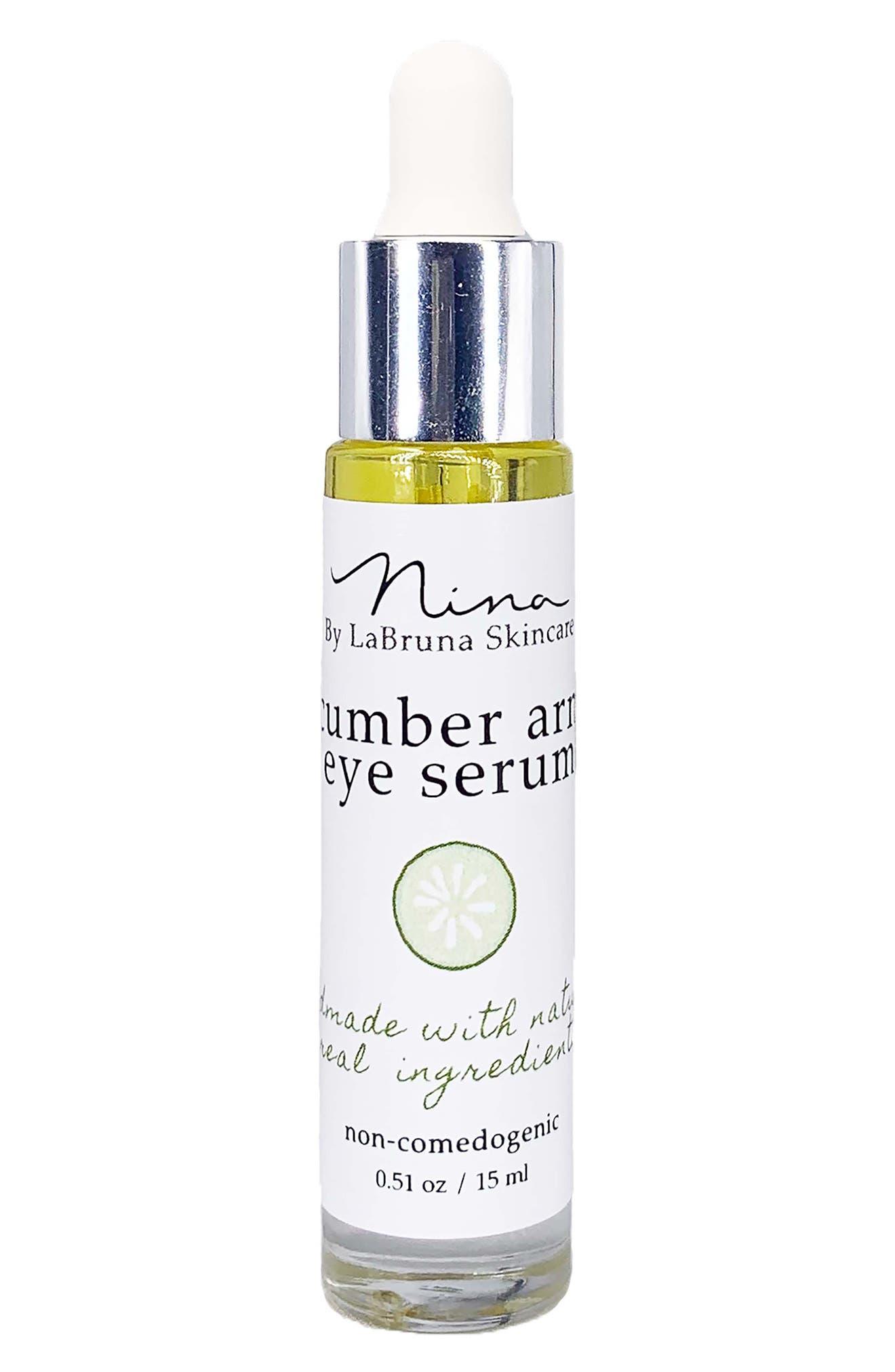 Skincare Cucumber Arnica Eye Serum