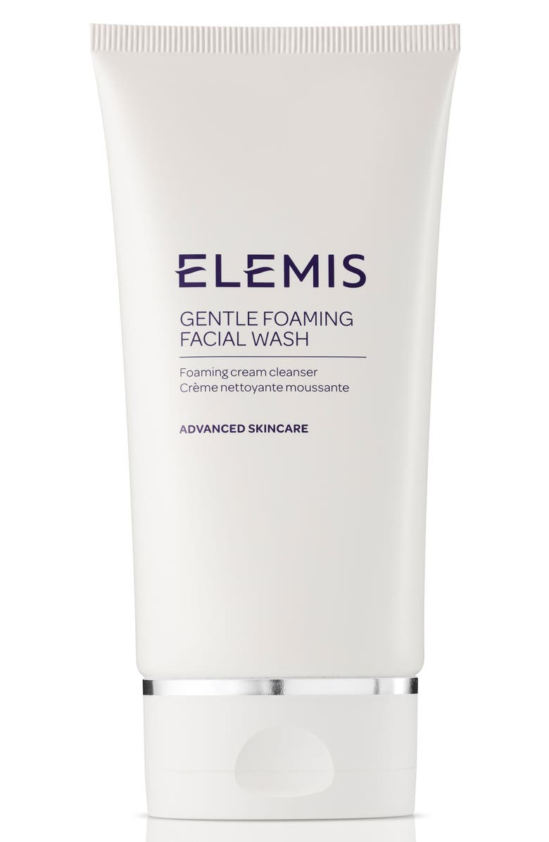ELEMIS Gentle Foaming Facial Wash, Main, color, NO COLOR