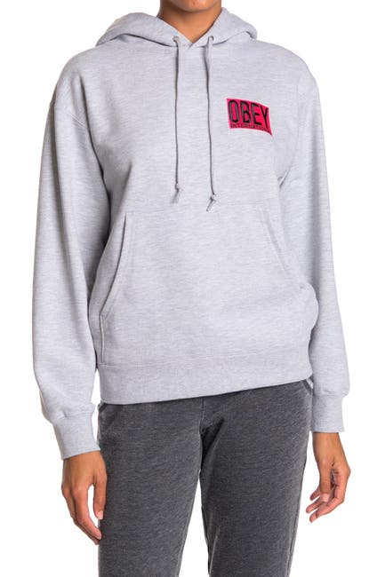 Image of Obey Fizz Knit Hoodie