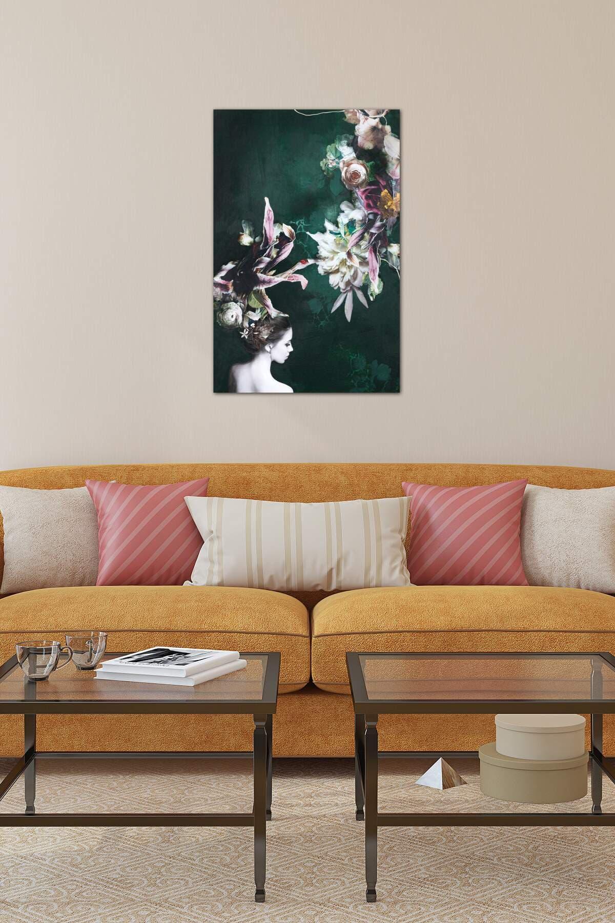 Image of iCanvas Haute Couture VI by Design Fabrikken