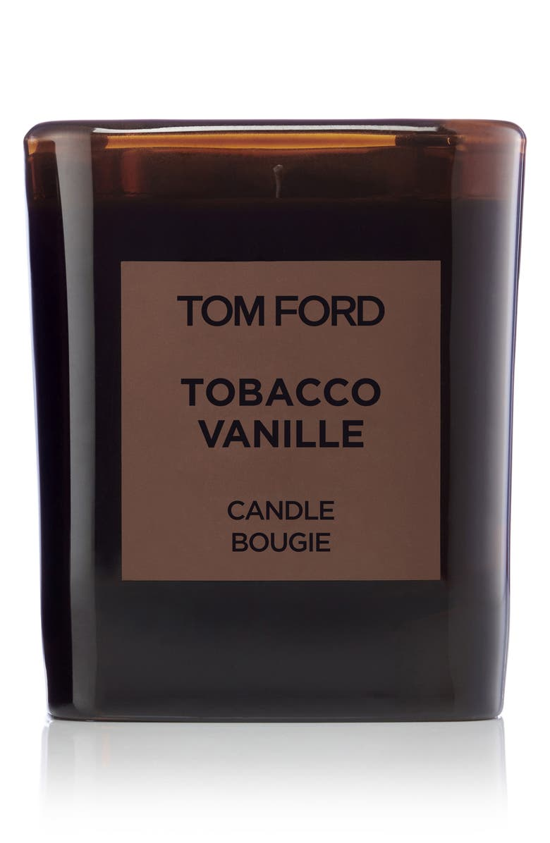 TOM FORD Private Blend Tobacco Vanille Candle, Main, color, NO COLOR
