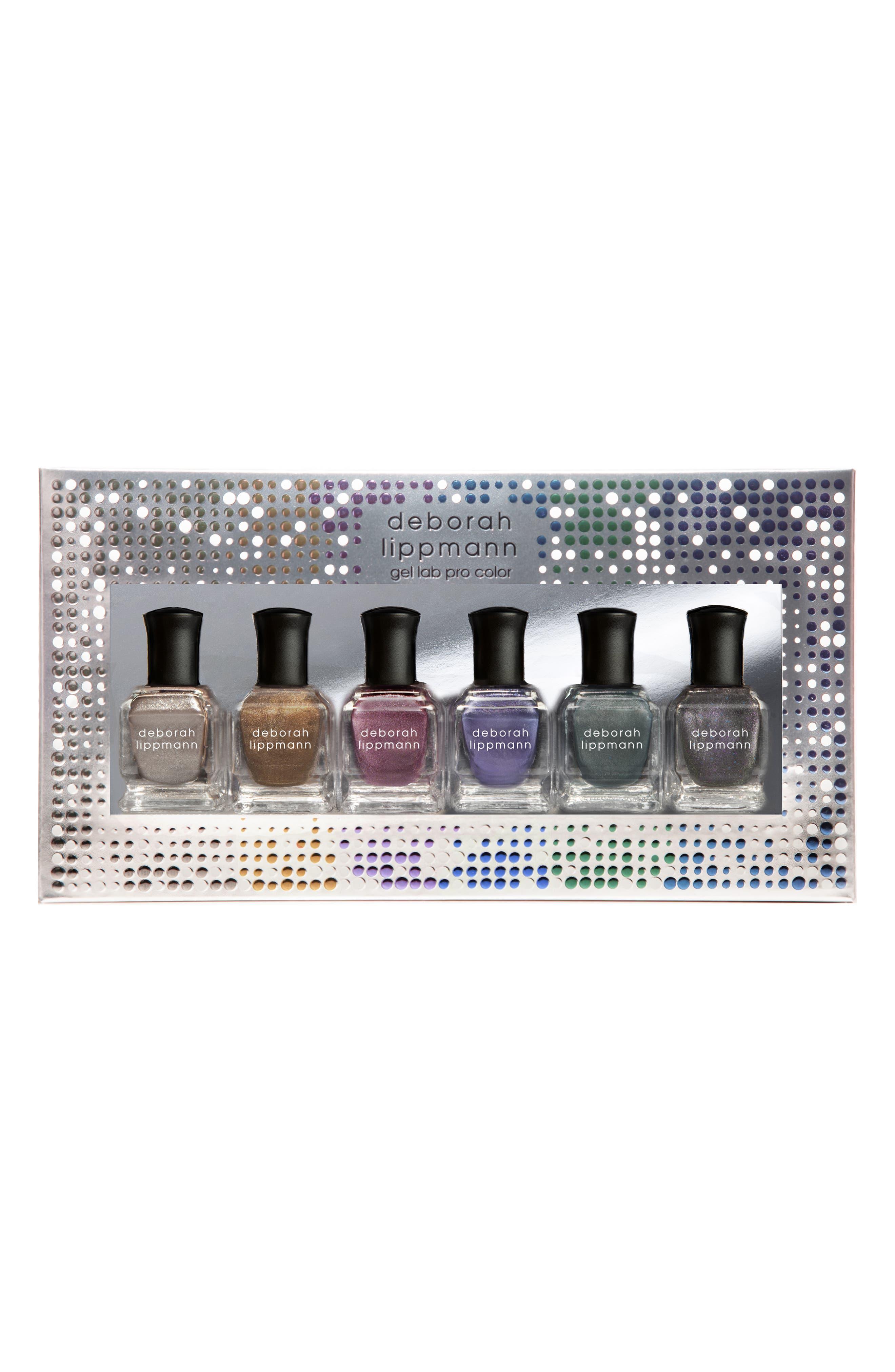 ,                             Liquid Metal Gel Lab Pro Nail Color Set,                             Alternate thumbnail 2, color,                             LIQUID METAL SET
