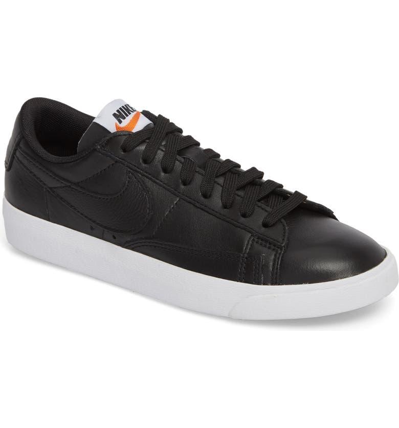 NIKE Blazer Low LE Basketball Shoe, Main, color, 001