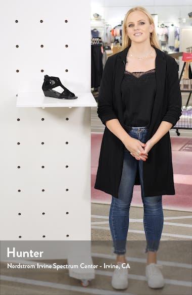 Ellia Wedge Sandal, sales video thumbnail