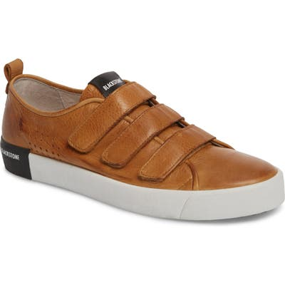 Blackstone Pm41 Low Top Sneaker, Brown