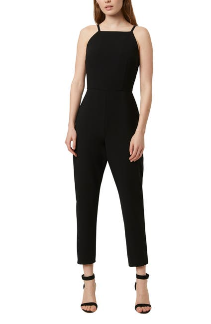 Image of French Connection Whisper Tapered Leg Jumpsuit