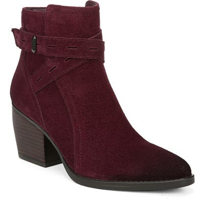 Naturalizer Fenya Bootie- Red