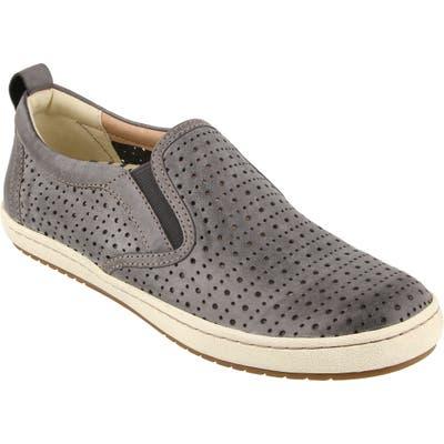Taos Court Slip-On Sneaker, Grey