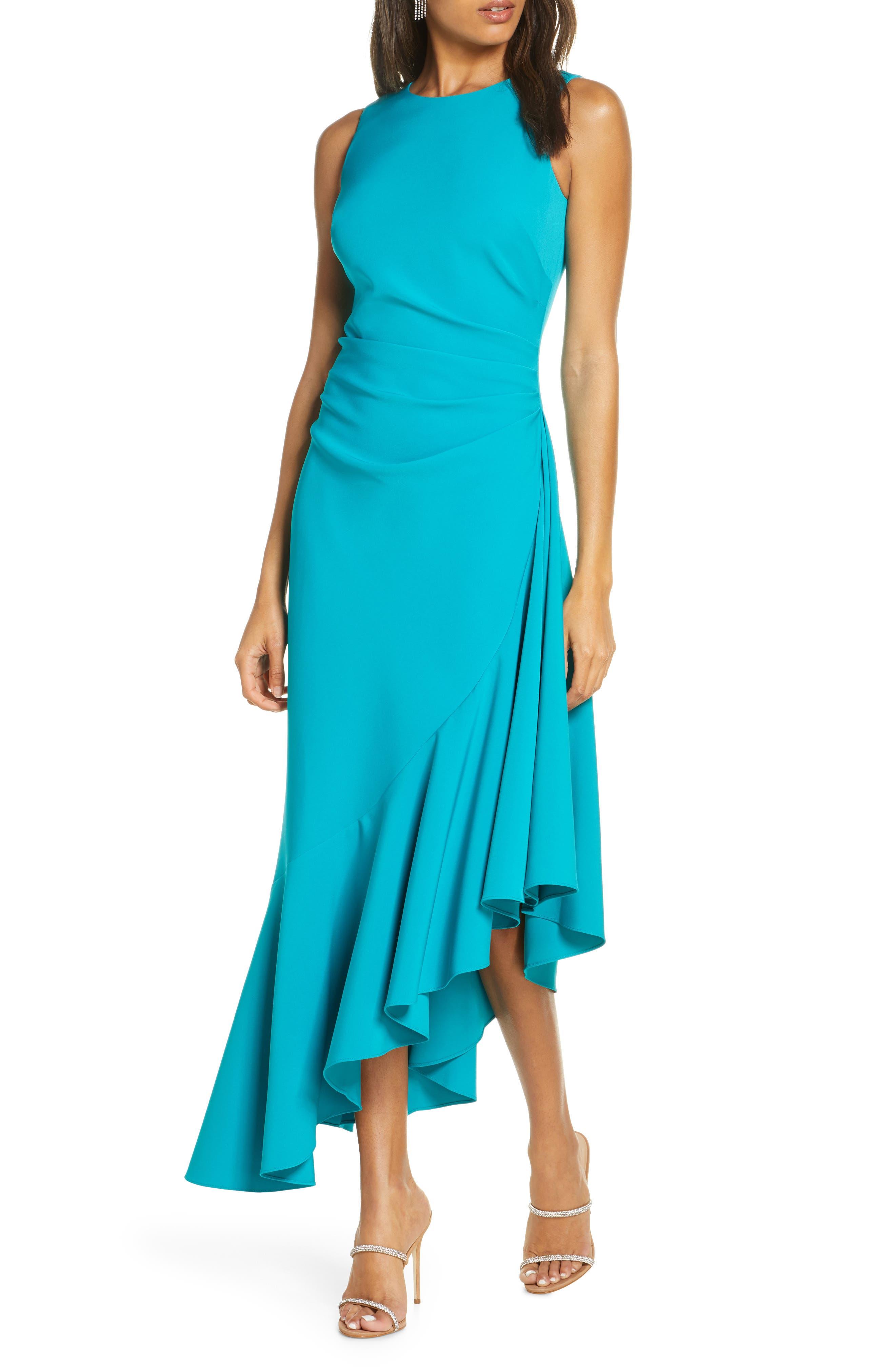 High/low Evening Dress