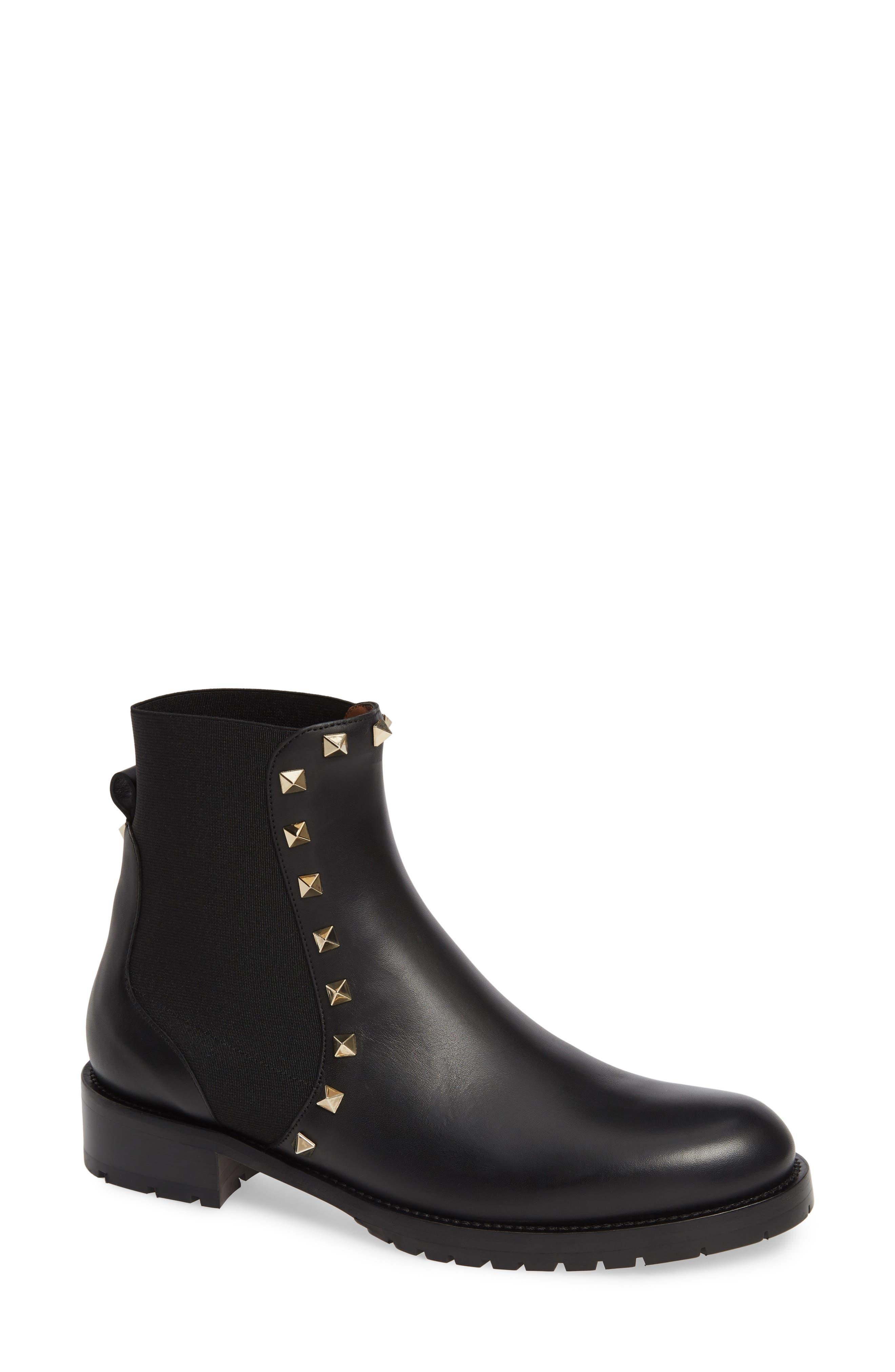 Valentino Garavani Beatle Rockstud Boot