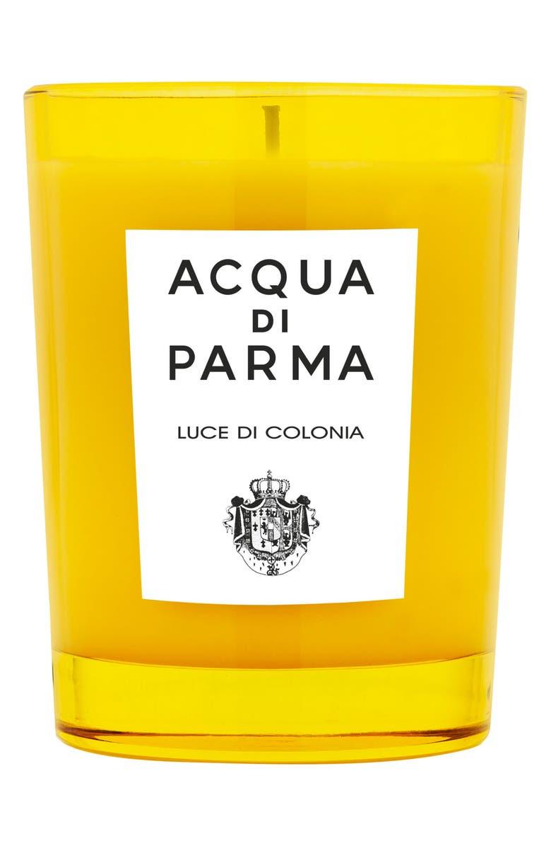 ACQUA DI PARMA Luce di Colonia Candle, Main, color, 000