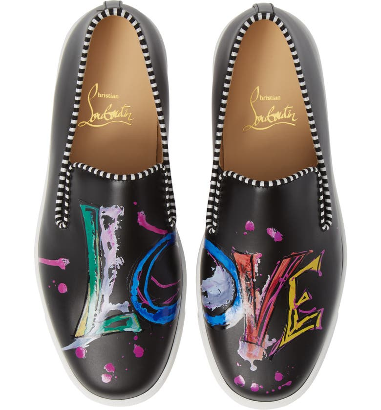 f969f4ffdff Loubi Love Slip-On Sneaker