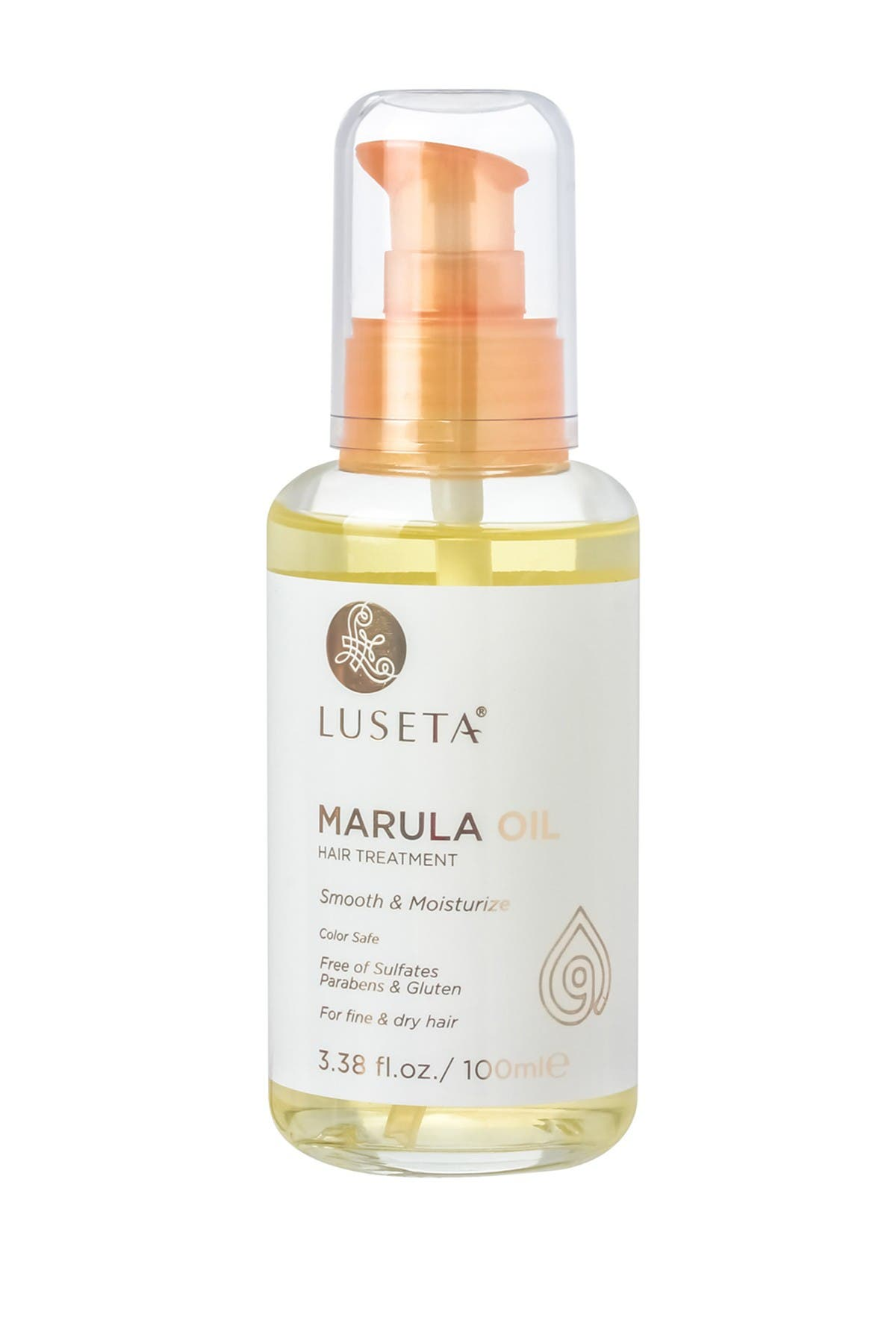 Image of Luseta Beauty Marula Oil Hair Treatment - 3.38 oz.