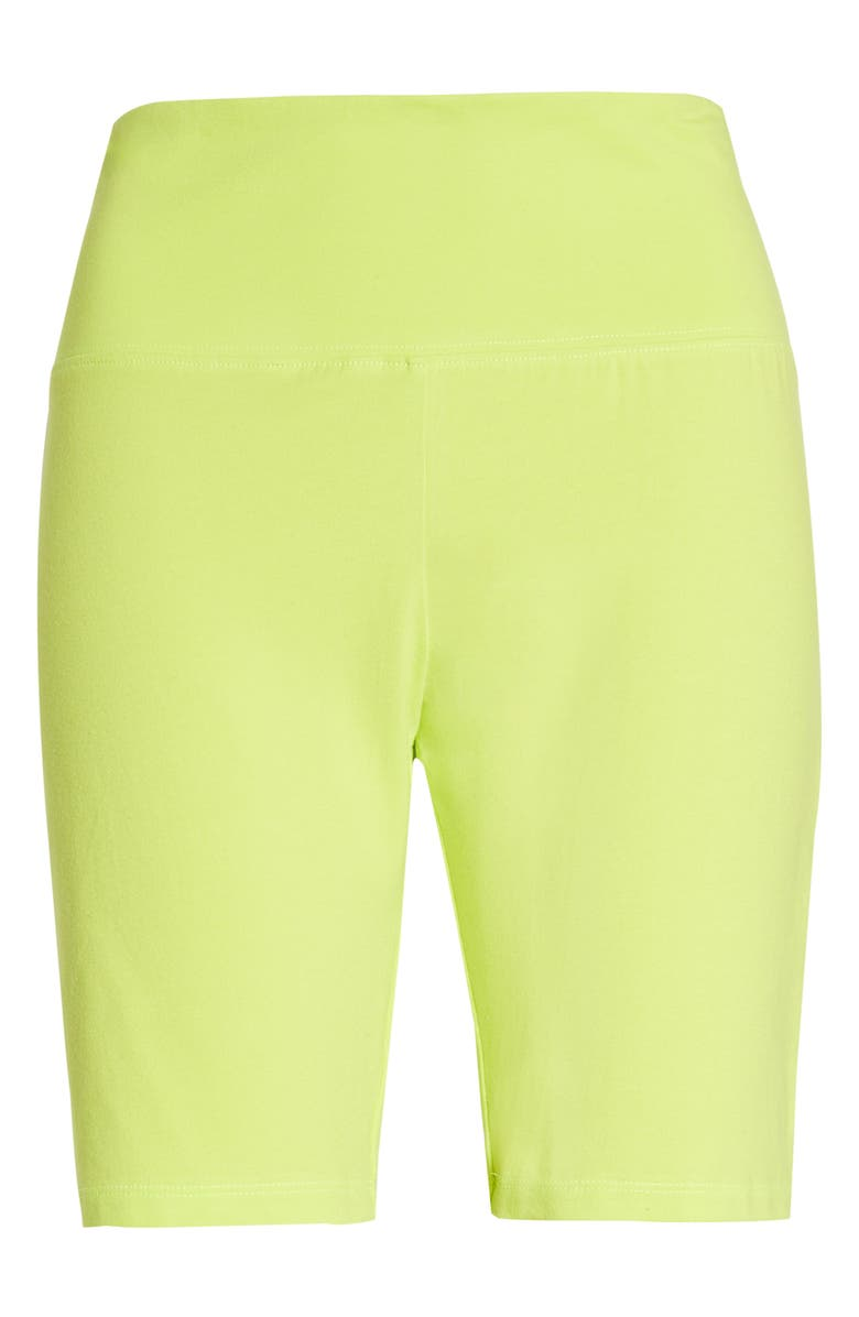 BP. Be Proud by BP. Gender Inclusive Bike Shorts, Main, color, GREEN PUNCH