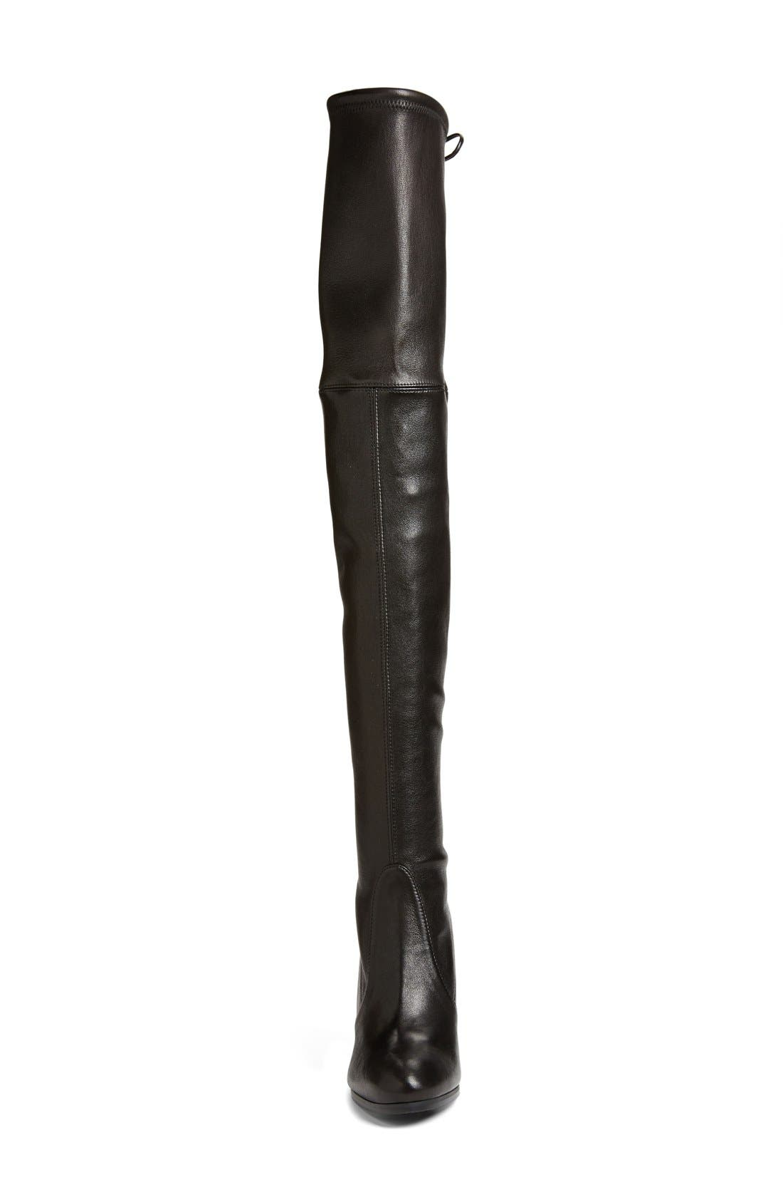 ,                             'Highland' Over the Knee Boot,                             Alternate thumbnail 21, color,                             005