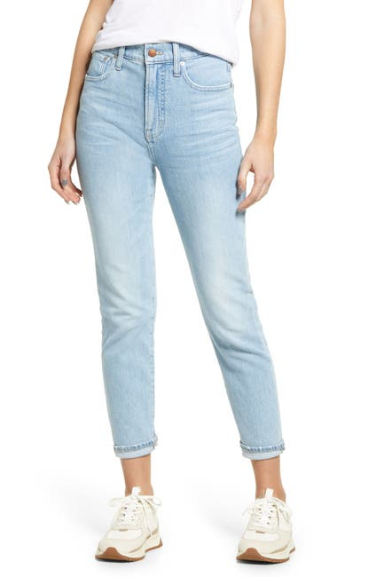Image of Madewell The Perfect Vintage High Waist Jeans