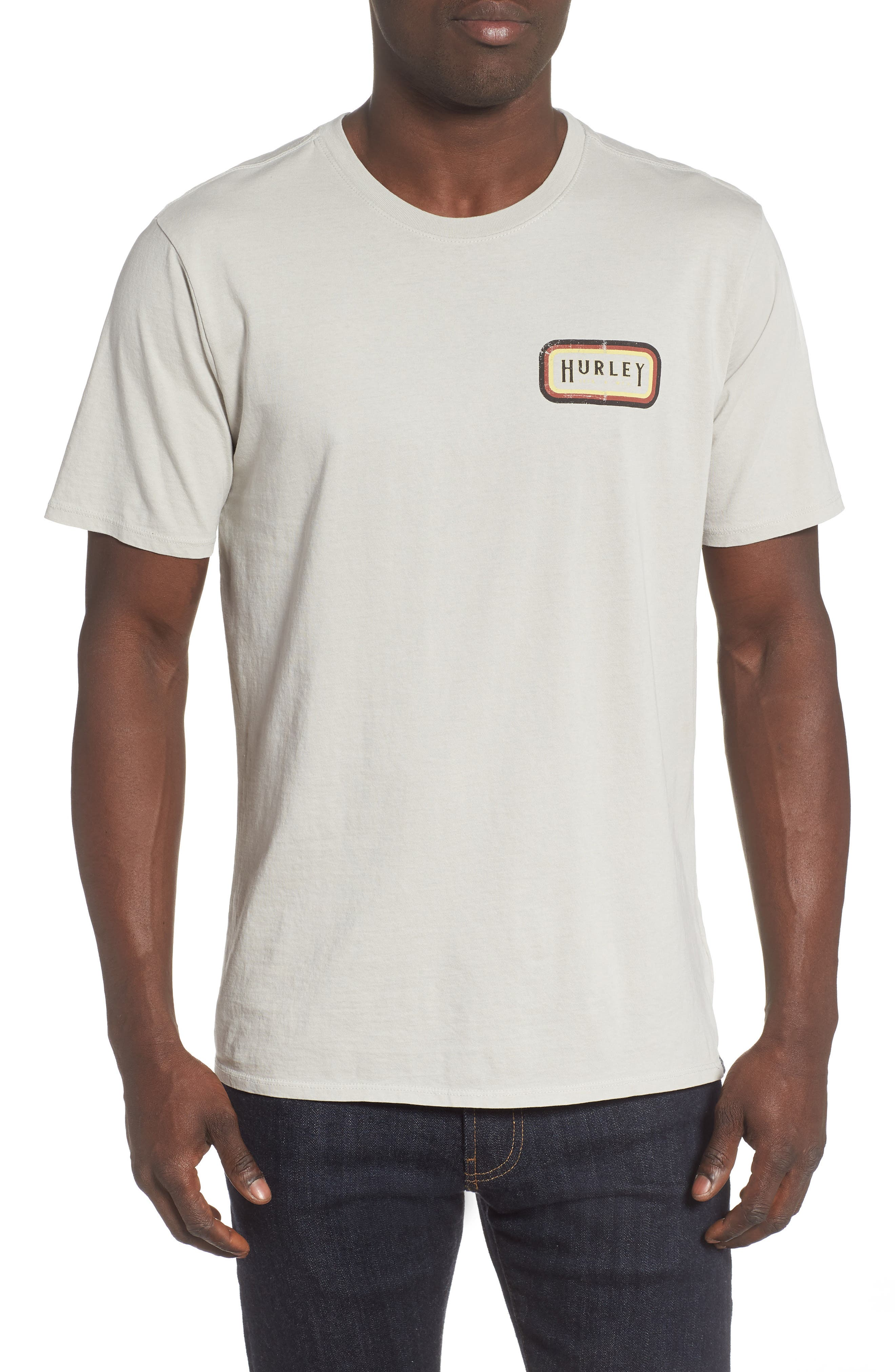 7058d2739 Hurley Men's T-Shirts, stylish comfort clothing