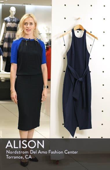 Essie Halter Dress, sales video thumbnail
