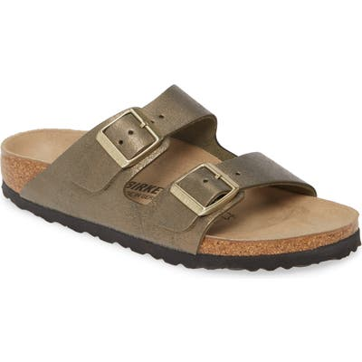 Birkenstock Arizona Sandal, Metallic