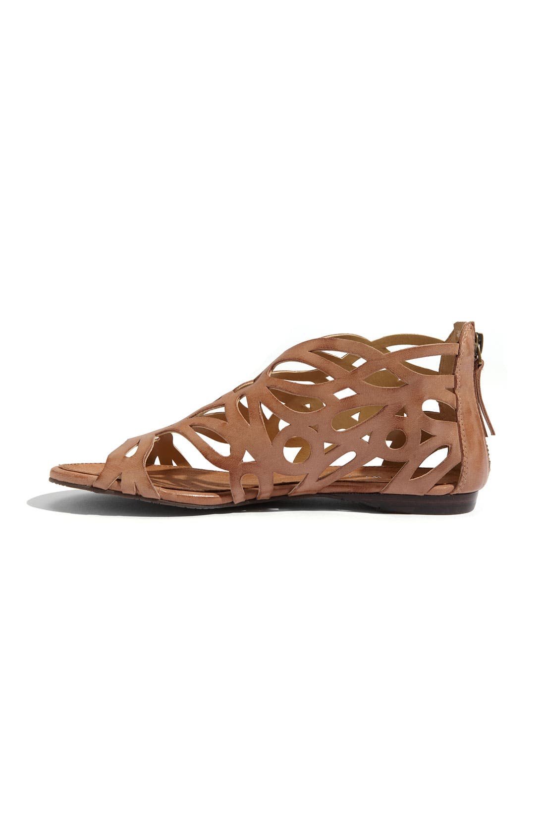 ,                             'Tali' Sandal,                             Alternate thumbnail 4, color,                             210