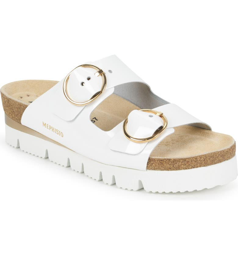 MEPHISTO Vandy Slide Sandal, Main, color, 104