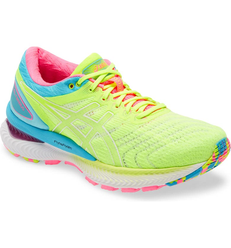 ASICS® GEL-Nimbus 22 Running Shoe (Women) | Nordstrom