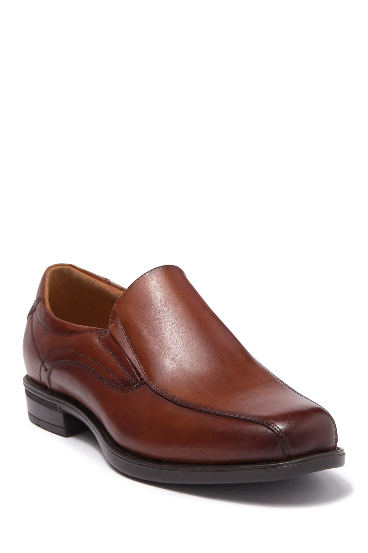 Image of Florsheim Leather Venetian Loafer