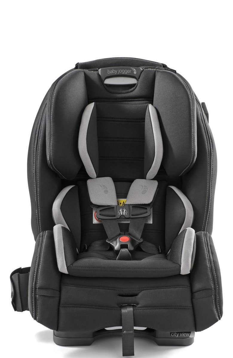 BABY JOGGER City View<sup>™</sup> 2018 All in One Convertible Car Seat, Main, color, BLACK/ MONUMENT