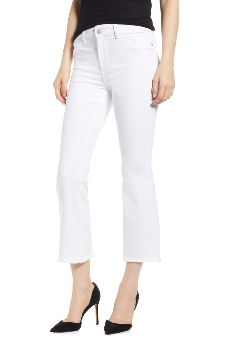 DL1961 Bridget Instasculpt Crop Bootcut Jeans, Main, color, NAPA