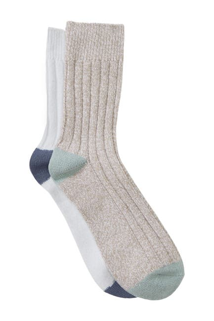 Image of Abound Marled Knit Boot Socks - Pack of 2