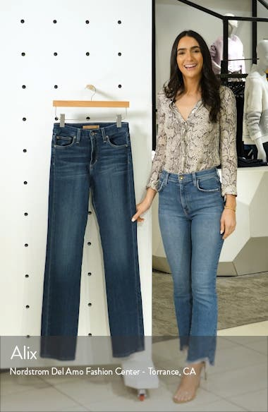 Honey Curvy High Waist Bootcut Jeans, sales video thumbnail