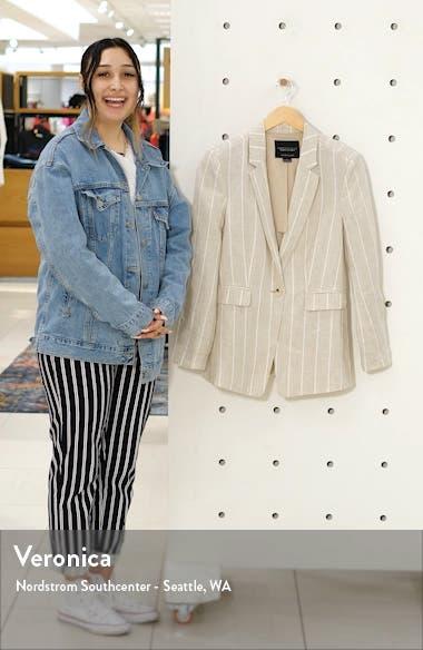 Lianna Floral Print Long Sleeve Minidress, sales video thumbnail