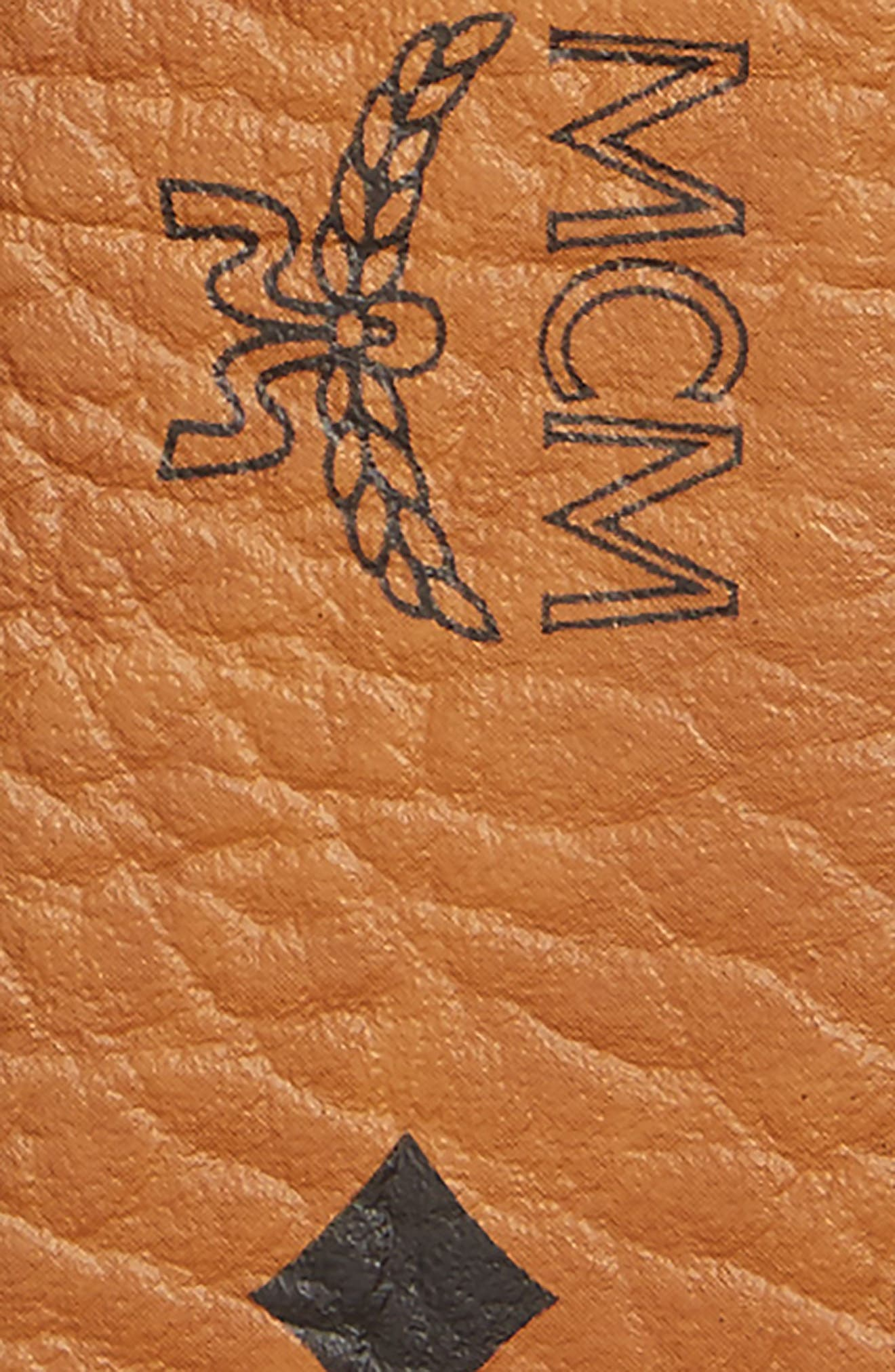 ,                             Reversible Signature Leather Belt,                             Alternate thumbnail 5, color,                             210