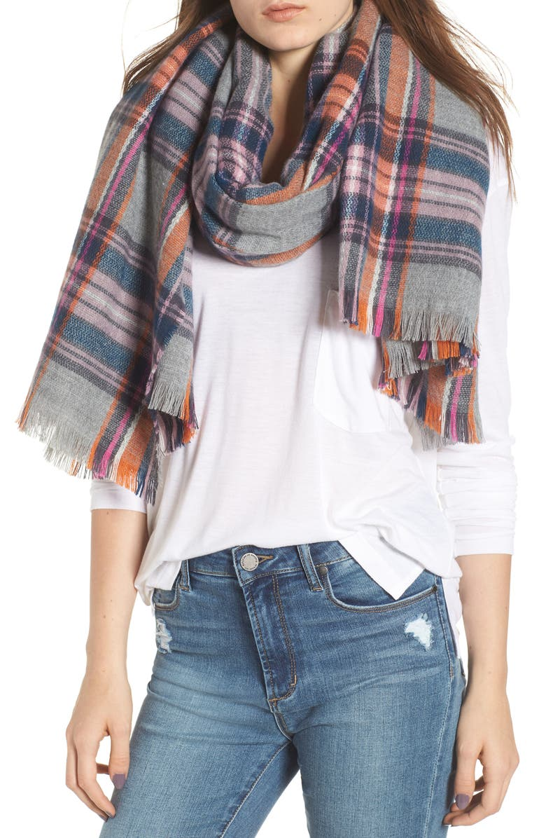 SHIRALEAH Ripley Scarf, Main, color, 800