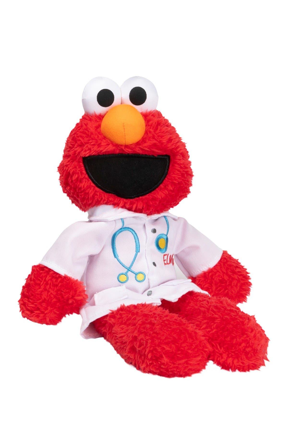 Image of GUND Doctor Elmo Plush