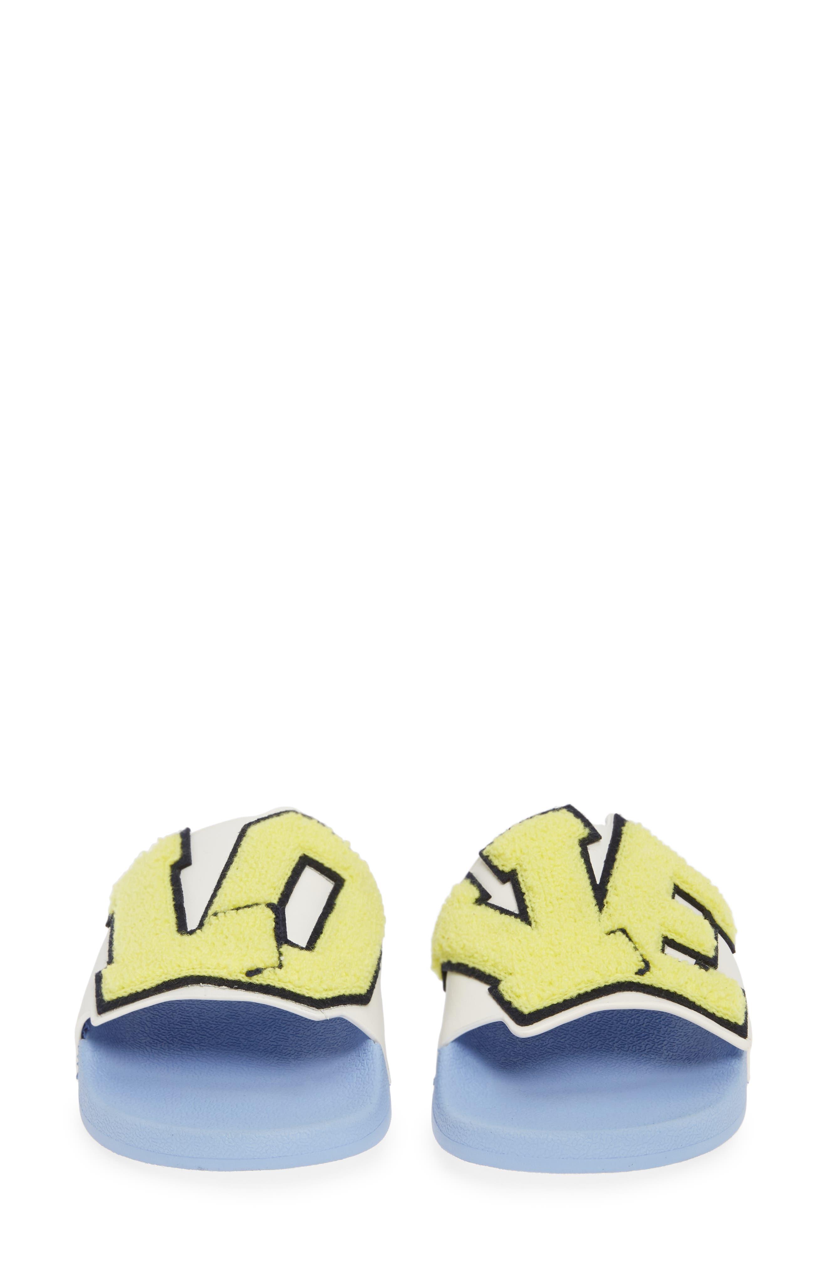 ,                             Love Slide Sandal,                             Alternate thumbnail 11, color,                             701